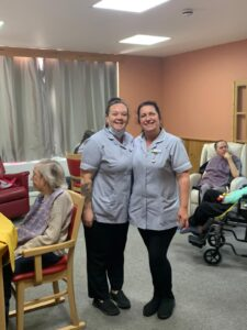 Activitues at Belmont House Care home in Bodmin