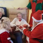 Christmas at Elizabeth House in Bury, Greater Manchester